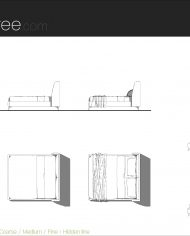 arquibed01 – Sheet – 5 – Detail Level & Transparency