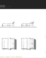 arquibed05 – Sheet – 5 – Detail Level & Transparency