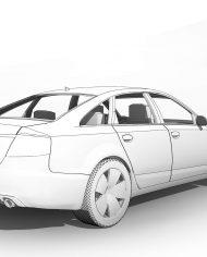 arquicar02 – 3D View – Rear