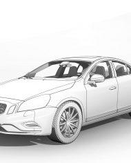 arquicar03 – 3D View – Front