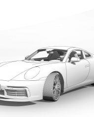 arquicar04 – 3D View – Front_2