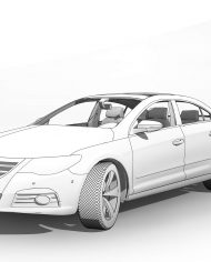 arquicar06 – 3D View – Front_2