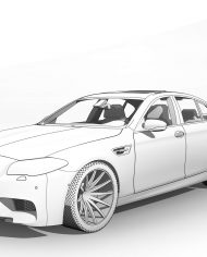 arquicar09 – 3D View – Front