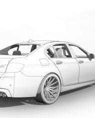 arquicar09 – 3D View – Rear