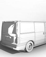 arquicar11 – 3D View – Rear