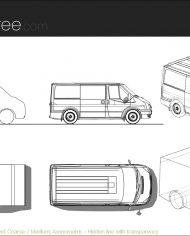 arquicar11 – Sheet – 5 – Detail Level & Transparency