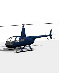 arquicopter01 – 3D View – realistic FINE