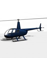 arquicopter01 – 3D View – realistic MEDIUM