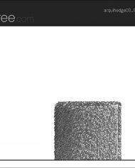 arquihedge03 – Sheet – 1 – Hidden line Elevation