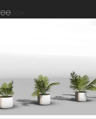 arquiplant14 – Sheet – 4 – Realistic – no edges – perspective