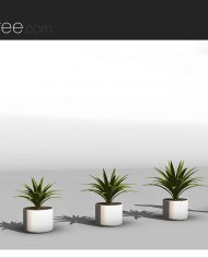 arquiplant17 – Sheet – 4 – Realistic – no edges – perspective