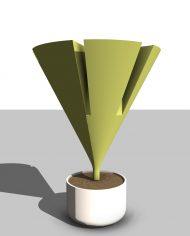 arquiplant32 – 3D View – Realistic COARSE