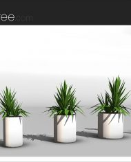 arquiplant37 – Sheet – 4 – Realistic – no edges – perspective