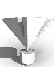 arquiplant45 – 3D View – Hidden COARSE