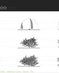 arquishrub05 – Sheet – 5 – Detail Levels
