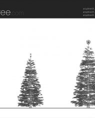 arquitree01 – Sheet – 1 – Hidden line Elevation