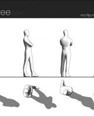 arquifigure01 – Sheet – 1 – Hidden line Elevation