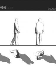 arquifigure08 – Sheet – 1 – Hidden line Elevation