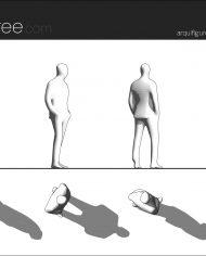 arquifigure15 – Sheet – 1 – Hidden line Elevation
