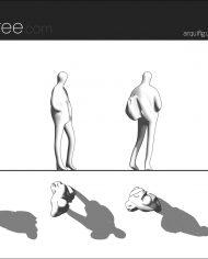 arquifigure159 – Sheet – 1 – Hidden line Elevation