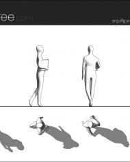 arquifigure40 – Sheet – 1 – Hidden line Elevation