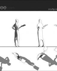 arquifigure46 – Sheet – 1 – Hidden line Elevation