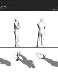 arquifigure48 – Sheet – 1 – Hidden line Elevation
