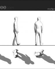 arquifigure50 – Sheet – 1 – Hidden line Elevation