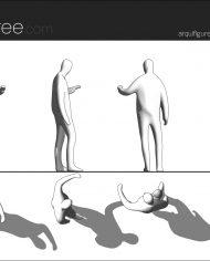 arquifigure56 – Sheet – 1 – Hidden line Elevation