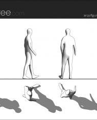 arquifigure63 – Sheet – 1 – Hidden line Elevation