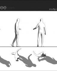 arquifigure64 – Sheet – 1 – Hidden line Elevation