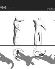 arquifigure71 – Sheet – 1 – Hidden line Elevation
