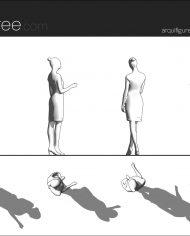 arquifigure73 – Sheet – 1 – Hidden line Elevation