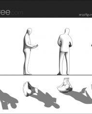 arquifigure81 – Sheet – 1 – Hidden line Elevation