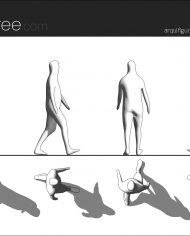 arquifigure88 – Sheet – 1 – Hidden line Elevation