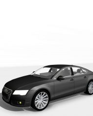 arquicar13 – 3D View – realistic FINE