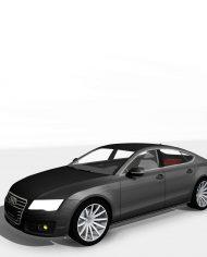 arquicar13 – 3D View – realistic MEDIUM