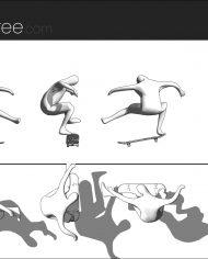 arquifigure103 – Sheet – 1 – Hidden line Elevation