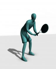 arquifigure125 – 3D View – shaded FINE