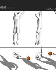 arquifigure137 – Sheet – 1 – Hidden line Elevation