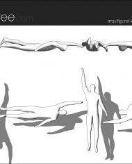 arquifigure142 – Sheet – 1 – Hidden line Elevation