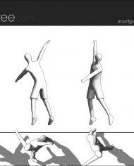 arquifigure151 – Sheet – 1 – Hidden line Elevation