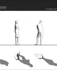 arquifigure181 – Sheet – 1 – Hidden line Elevation