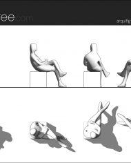 arquifigure33 – Sheet – 1 – Hidden line Elevation
