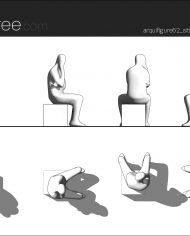 arquifigure52 – Sheet – 1 – Hidden line Elevation