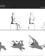 arquifigure78 – Sheet – 1 – Hidden line Elevation