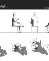 arquifigure82 – Sheet – 1 – Hidden line Elevation