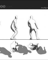 arquifigure86 – Sheet – 1 – Hidden line Elevation