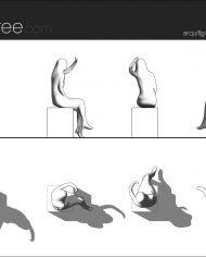 arquifigure98 – Sheet – 1 – Hidden line Elevation
