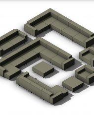 arquisofaset07_coarse detail – 3D View – AXO hidden Copy 1